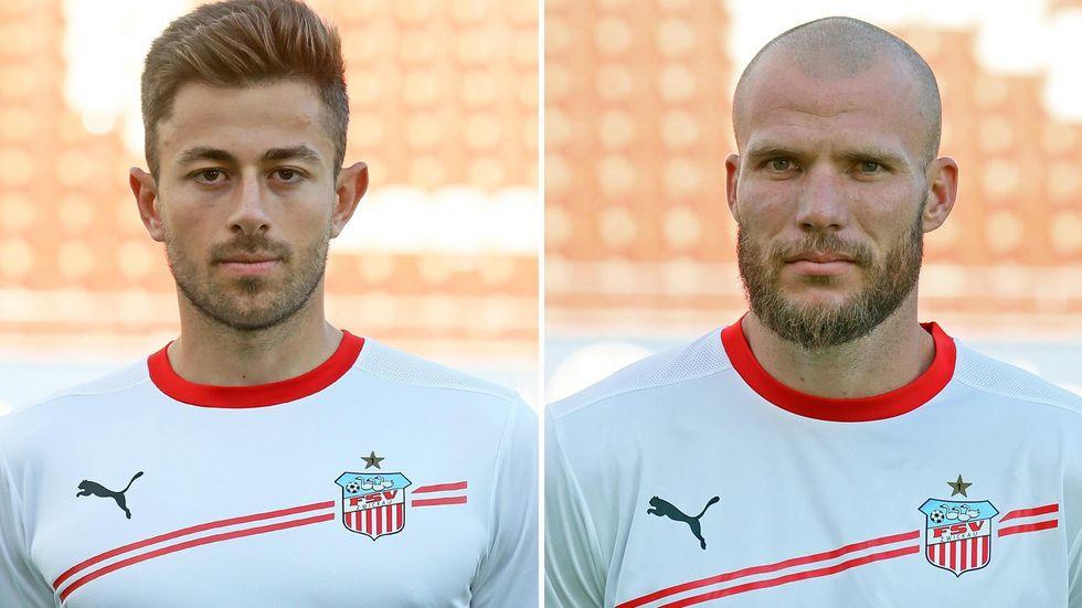 Marcus Godinho und Manfred Starke sind im Länderspieleinsatz.