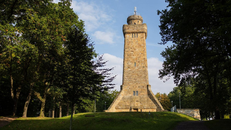 Bismarckturm in Glauchau