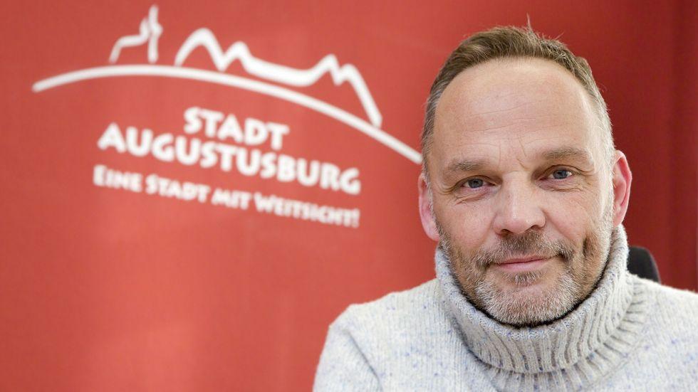 Bürgermeister Dirk Neubauer ist optimistisch, dass das Modellprojekt funktioniert