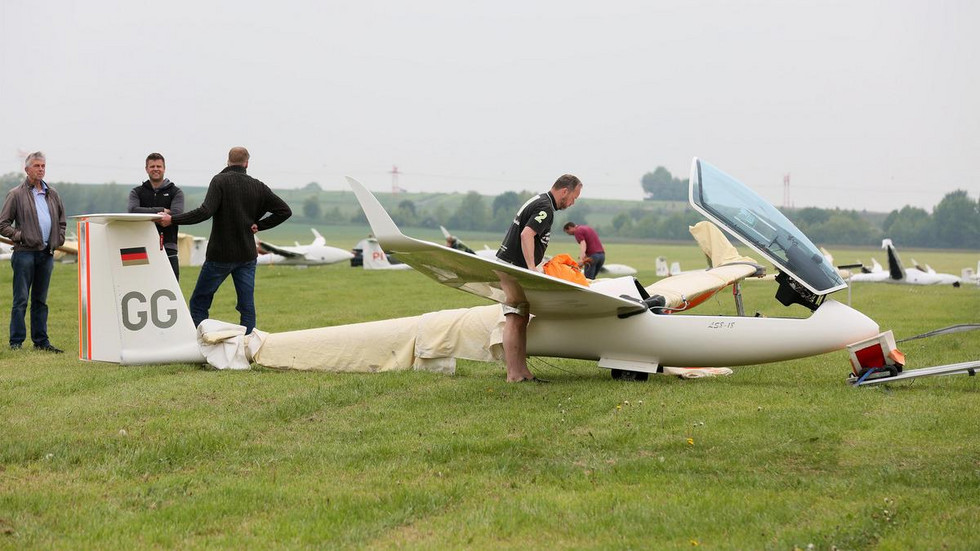 84 Piloten sind bei den Deutschen Meisterschaften im Segelfliegen am Start. © Ralph Köhler/propicture