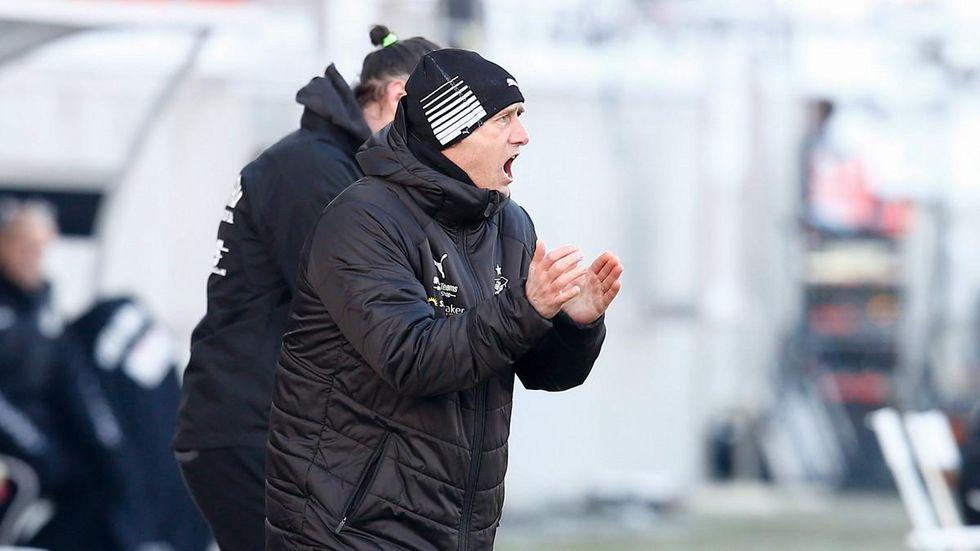 Der Sieg gegen Lübeck war nur der erste Schritt, hatte Trainer Joe Enochs nach dem Spiel am Sonntag gesagt.