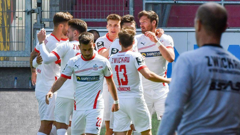 Der FSV will gegen Leutzsch ins Halbfinale einziehen.