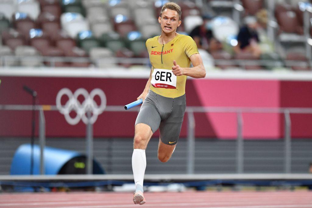 LAC-Athleten mit Mixed-Staffel im Olympia-Finale | Radio