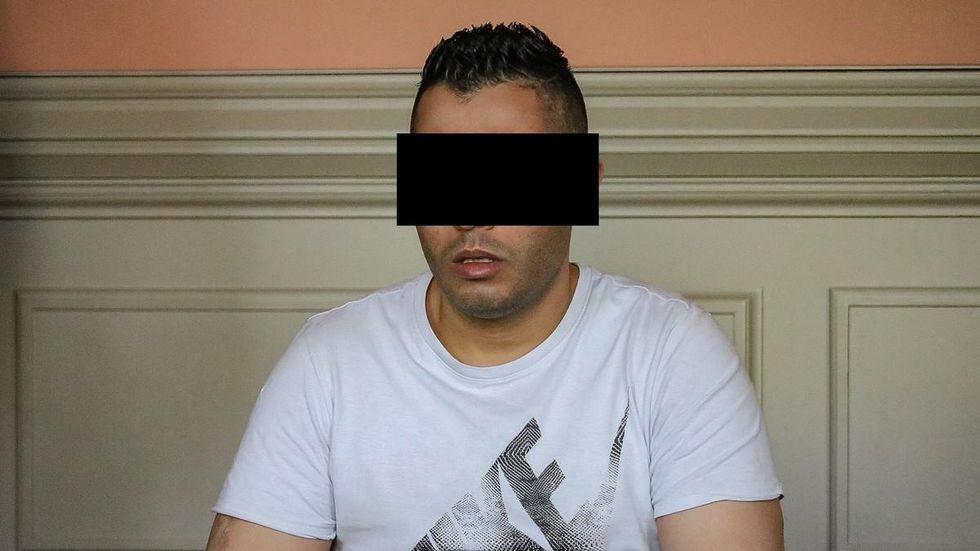 """Adel S. bekam 12 Monate Strafrabatt, auch weil er """"als Ausländer unter erhöhter Haftempfindlichkeit leidet."""" © Irving Cova"""