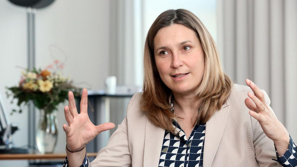 Oberbürgermeisterin Constance Arndt