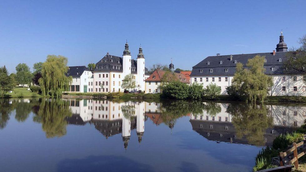 Schloss Blankenhain (Archivaufnahme)