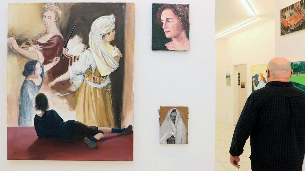 Am Sonntag öffnet die Ausstellung mit dem ersten von drei Durchgängen. (c) Ralph Köhler/propicture